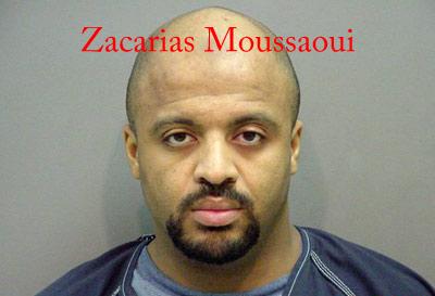 Zacarias Moussaoui 駕駛飛機撞向世貿中心的恐怖份子