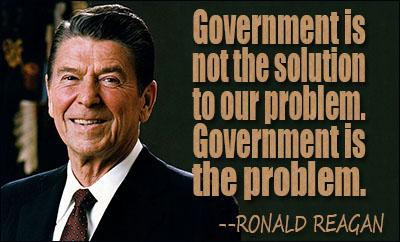 列根總統用這麼簡單的一句說話去說服國人支持減稅